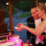 Chocolate Wedding Fondue Tetbury