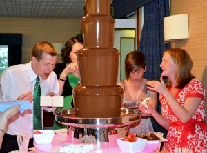 Chocolate Fountain Hire Malvern
