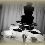 Chocolate Fountain Fondue Rental