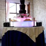 Chocolate Fountain Hire Berkeley