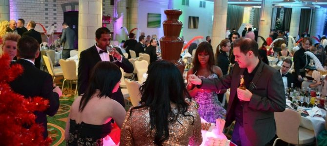 Large Chocolate Fountain Hire Bristol & Avon