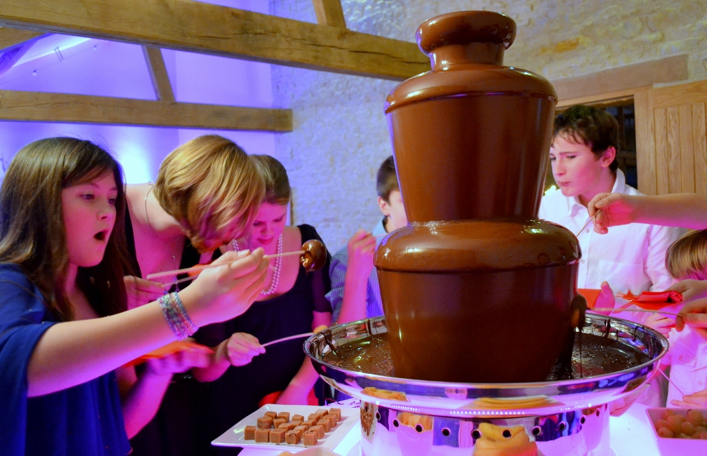 Chocolate Fountain Hire Tetbury