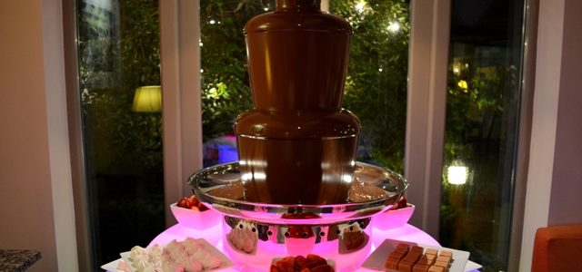 Chocolate Fountain Hire Moreton in Marsh