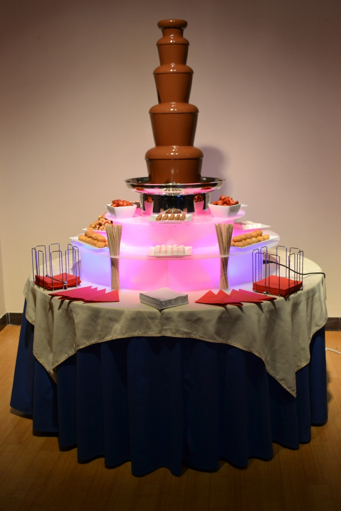 Chocolate Fountain Hire Southampton