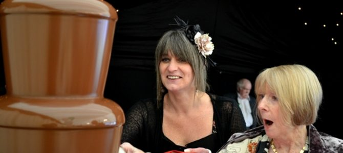 Chocolate Fountain Hire Hertfordshire