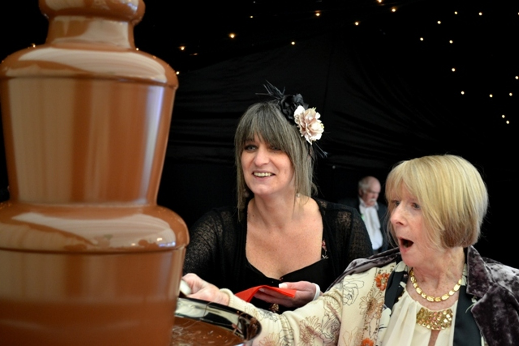 Chocolate Fountain Hire Potten End