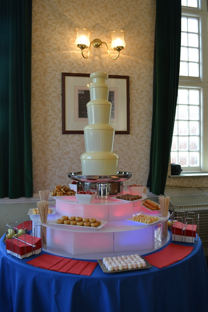 Chocolate Fountain Hire Beckenham