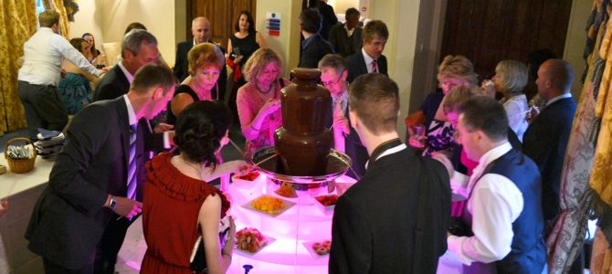 Chocolate Fountain Hire Stroud