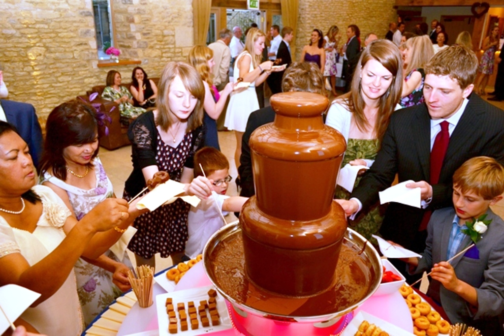 Chocolate Fountain Hire Oxfordshire Brize Norton
