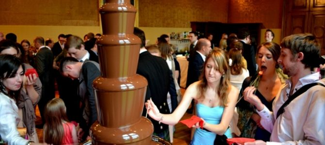 Chocolate Fountain Hire Near Me