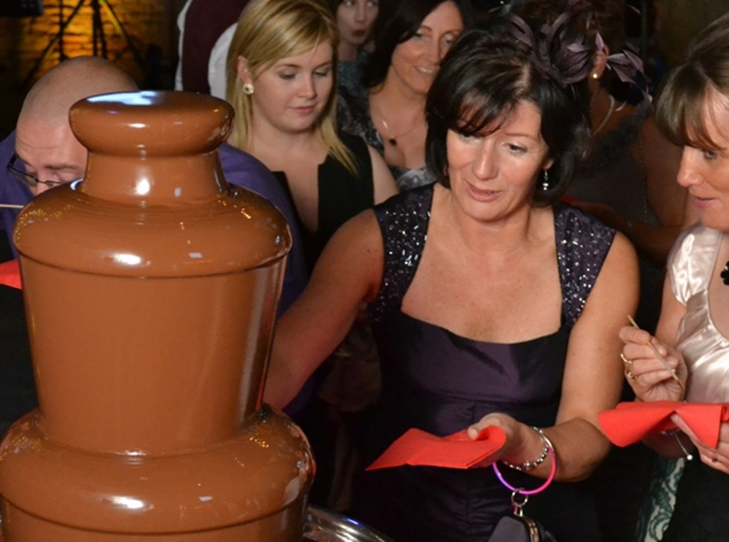 Chocolate Fountain Hire Cirencester