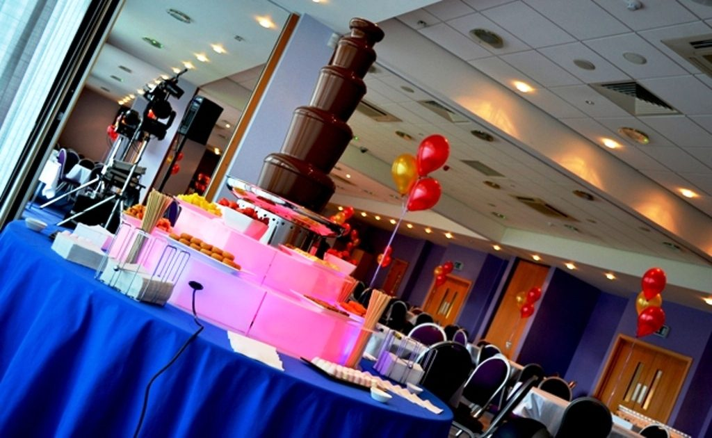 Chocolate Fountain Hire Shrewsbury