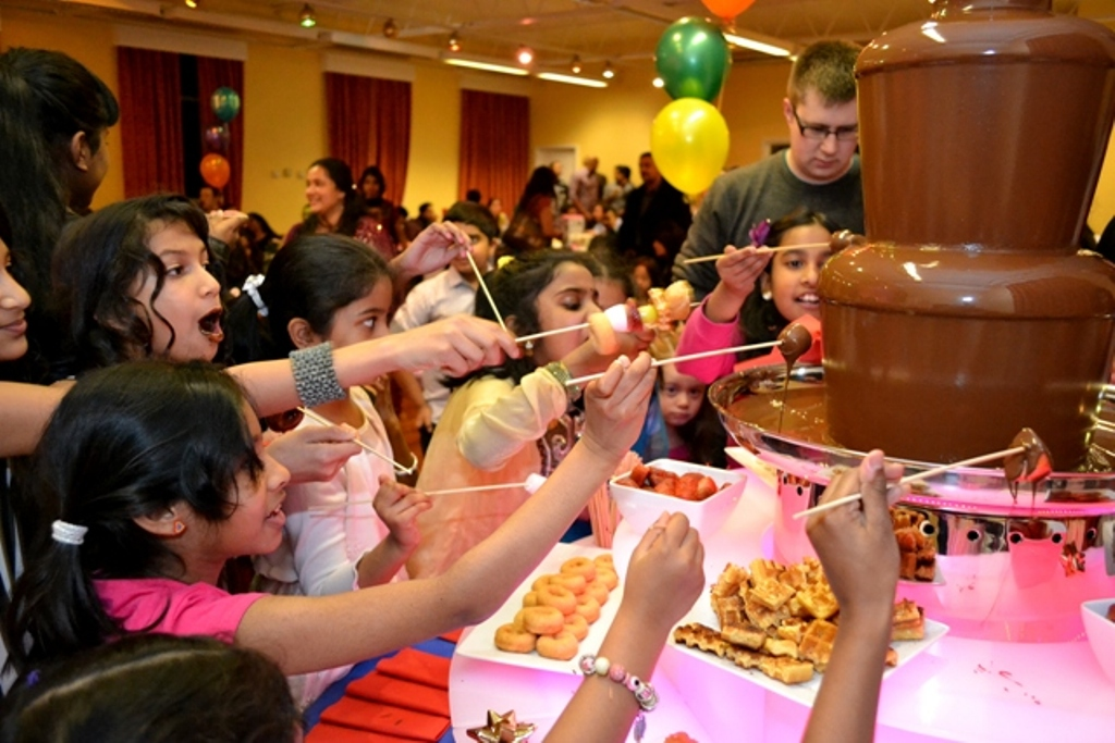 Chocolate Fountain Hire Hounslow