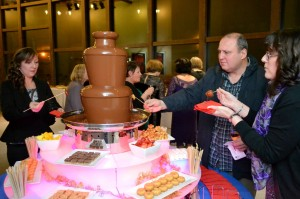 Chocolate Fountain Hire Aylesbury - Chocolate Fountains R Us