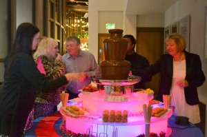 Small Chocolate Fountain Hire Aylesbury - Chocolate Fountains R Us
