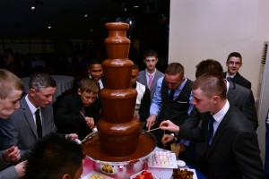 Chocolate Fountain Hire Company Birmingham - Chocolate Fountains R Us