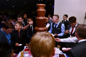 Small, Medium, Large Chocolate Fountain Hire Birmingham - Chocolate Fountains R Us
