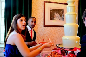Chocolate Fountain Hire and Rental - Chocolate Fountains R Us