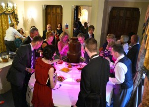 Chocolate Fountain Hire Stroud - Chocolate Fountains R Us