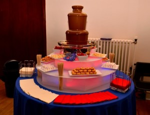 Chocolate Fountain Hire Bridgnorth