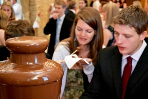 Chocolate Fountain Fondue Hire Rental Brize Norton - Chocolate Fountains R Us