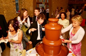 Chocolate Fountain Hire Brize Norton, wedding ideas - Chocolate Fountains R Us
