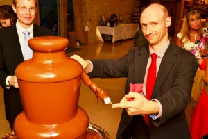 Large Chocolate Fountain Hire Brize Norton - Chocolate Fountains R Us