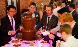 Chocolate Fountain Hire and Rental Wiltshire - Chocolate Fountains R Us