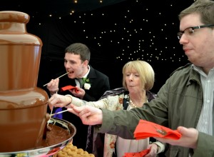 Chocolate Fountain Hire Rickmansworth - Chocolate Fountains R Us