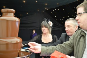 Berkhamstead Chocolate Fountain Hire - Chocolate Fountains R Us