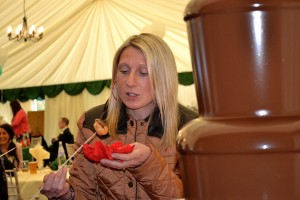 Medium and Large Chocolate fountain Hire Rickmansworth - Chocolate Fountains R Us