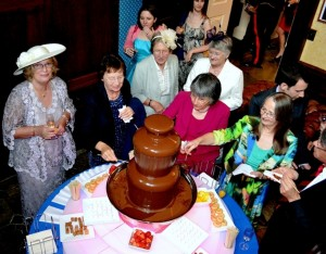 Chocolate Fountain Hire Kinlet