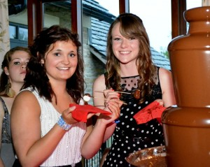 Chocolate Fountain Hire Bradford upon Avon - Chocolate Fountains R Us