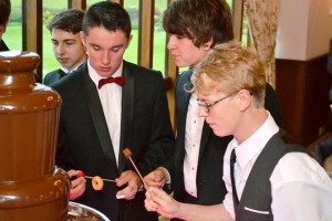 Prom Event Planner Bradford upon Avon - Chocolate Fountains R Us