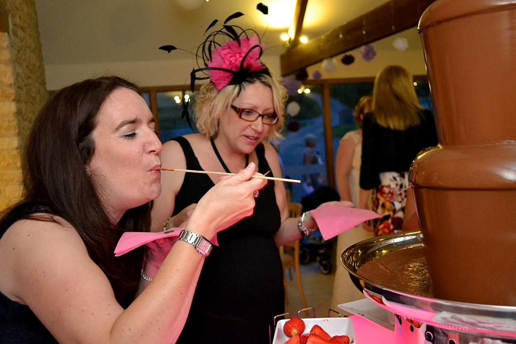 Chocolate Fountain Hire Bournemouth - Chocolate Fountains R Us