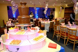 Medium Chocolate Fountain Provision - Chocolate Fountains R Us