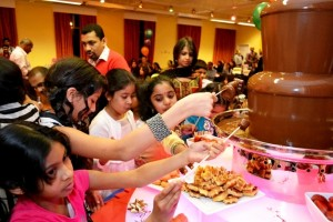 Large Chocolate Fountain Hire Hounslow - Chocolate Fountains R Us
