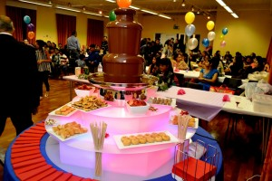 Chocolate Fountain Events Hounslow - Chocolate Fountains R Us