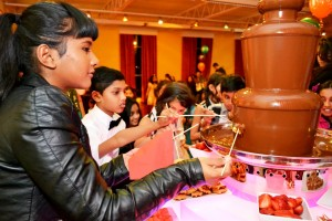 Chocolate Fountain Hire Event Hire and Machines Hounslow - Chocolate Fountains R Us