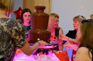 Chocolate Fountain Hire Berkshire, Ascot, Bracknell, Reading - Chocolate fountains R Us