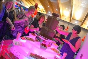 John Lewis Chocolate Fountain Hire