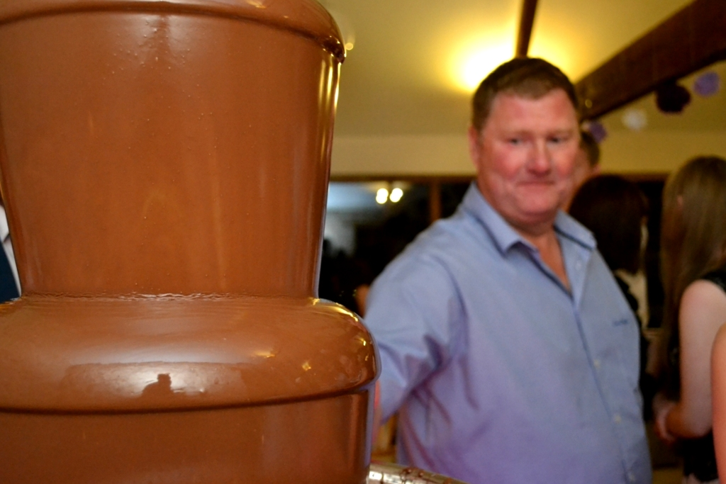 Chocolate Fountain Hire Kingscote - Chocolate Fountains R Us