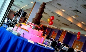 Chocolate Fountain Fondue Hire Rental Shrewsbury - Chocolate Fountains R Us