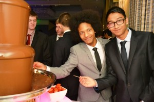 Chocolate Fountain Hire Prom Watford - Chocolate Fountains R Us