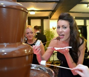 Chocolate Fountain Hire Herefordshire