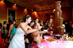 Chocolate Fountain Hire Gloucestershire - Chocolate Fountains R Us