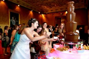 Large Chocolate Fountain Hire