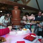 Chocolate Fondue Rental