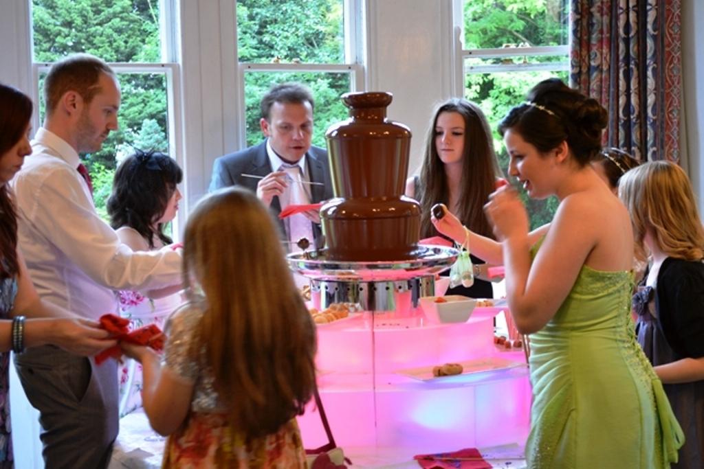 Chocolate Fountain Hire Keynsham