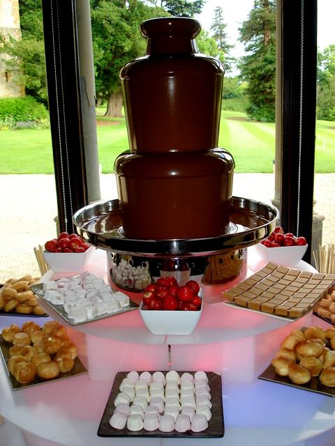 Chocolate Fountain Hire Alderminster